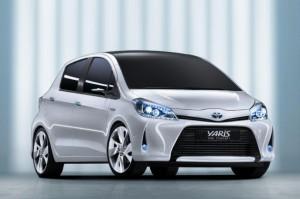 Yaris Hybrid 2012