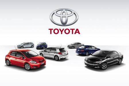 Harga Mobil Toyota