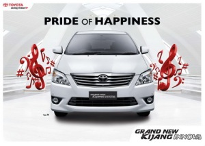 Grand New Kijang Innova