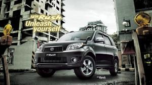 Toyota Rush 2011