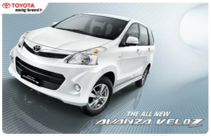 Toyota All New Avanza 2012