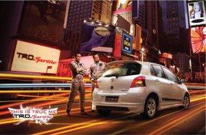 Toyota Yaris TRD