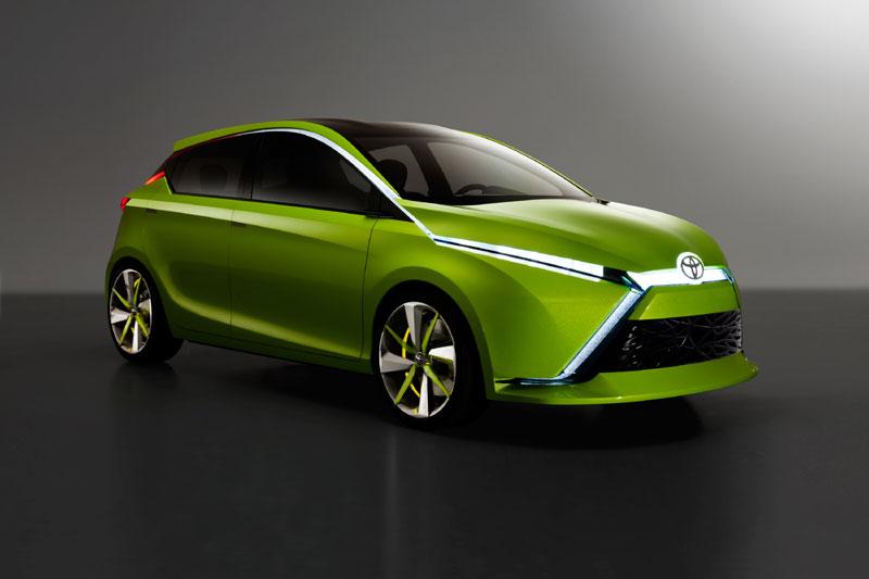 Toyota Mobil Konsep