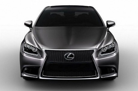All New Toyota Lexus 2013