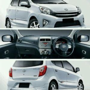 Toyota Agya Semarang