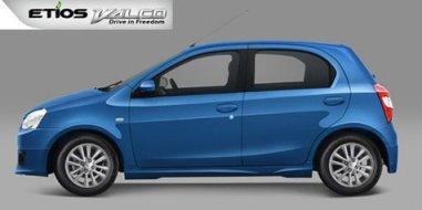 Toyota Etios Valco Semarang