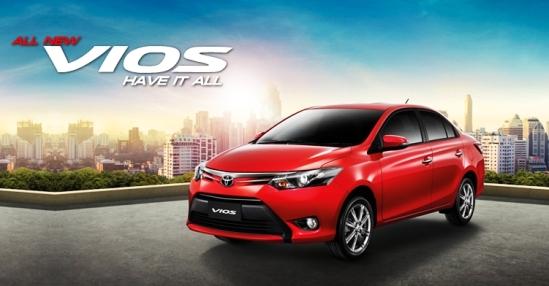 Toyota Vios 2013 Semarang