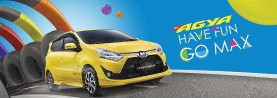 Harga Toyota Agya Semarang 2018