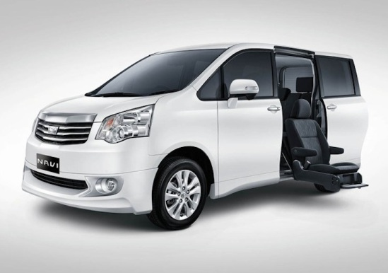 Harga Toyota Nav1 Welcab Semarang