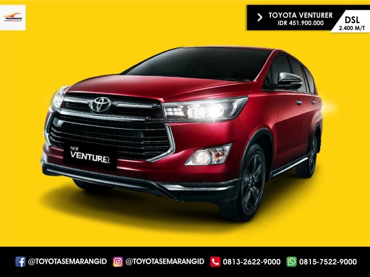 Daftar Harga Mobil Toyota Semarang Toyota Nasmoco Semarang