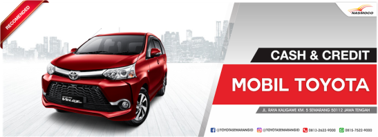 Harga Mobil Avanza Semarang