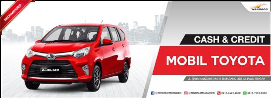 Harga Mobil Toyota Calya Semarang
