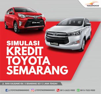 Simulasi Kredit Toyota Semarang